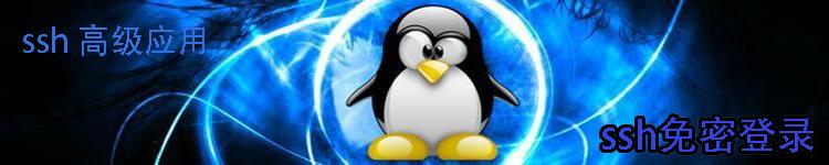 Linux下ssh高级使用–免密登录
