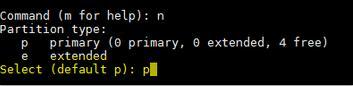 如何在现有的Linux系统上添加新的磁盘