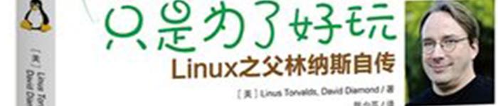 《只是为了好玩》Linux之父林纳斯自传