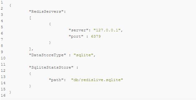 详解Redis 可视化图形监控界面 RedisLive详解Redis 可视化图形监控界面 RedisLive