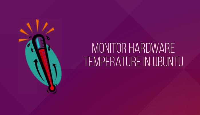 Ubuntu环境下检查CPU 的温度