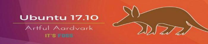"""Ubuntu 17.10 """"Artful Aardvark"""" 发布首个 Beta"""