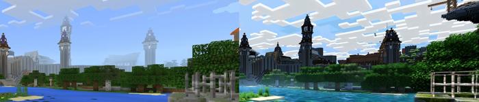 惊为天人:当《Minecraft》遇上4K