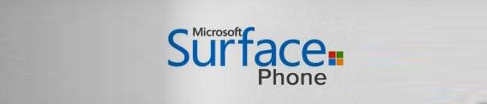 Surface手机的谍照