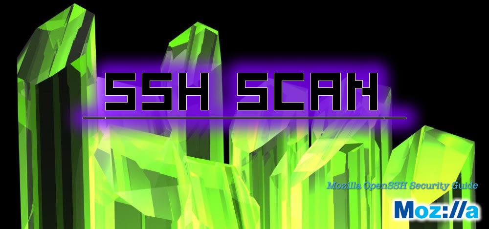 如何使用ssh_scan远程验证SSH服务的配置和策略如何使用ssh_scan远程验证SSH服务的配置和策略