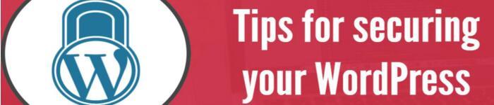 让你的 WordPress 网站更安全的5 个方法