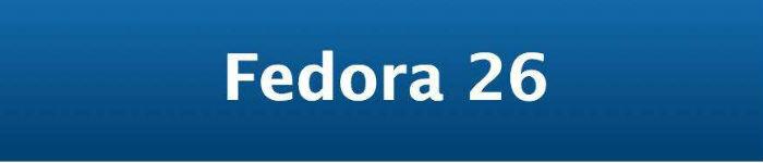 Fedora 26 将助力云、服务器、工作站系统