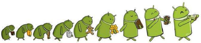 Android版本这么多,哪个使用比例最高?