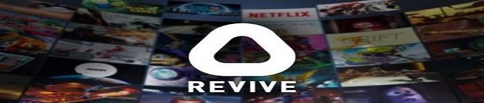 Revive开发商加入VR开源标准OpenXR