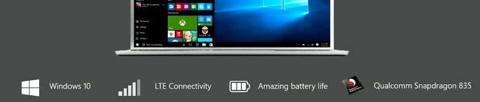 你期待的骁龙版Windows 10 PC终于要来了