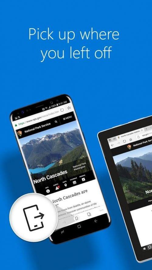 浏览器Edge出现在谷歌Play商城浏览器Edge出现在谷歌Play商城