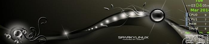 SparkyLinux 和Debian 9签手成功
