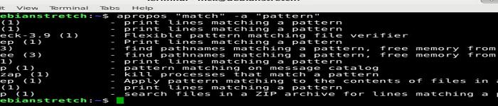 Linux命令快速巧记法