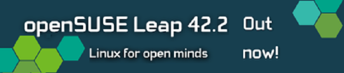 openSUSE将要完全放弃Leap 42.2