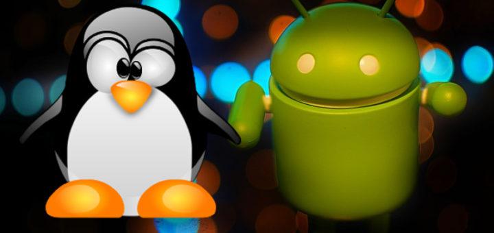 在 Android 设备上运行 Linux在 Android 设备上运行 Linux