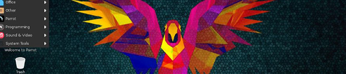 基于 Debian 的 GNU/Linux的Parrot 3.11 已发布
