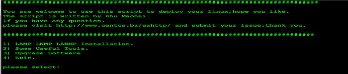 Linux下配置ezhttp