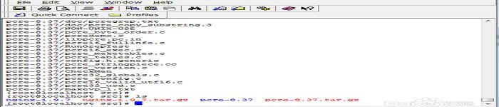 Nginx安装之前奏PCRE