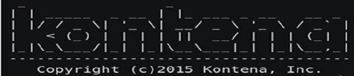 好消息,Kontena 1.5.0 已发布