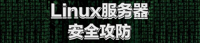 《Linux服务器安全攻防》pdf电子书免费下载