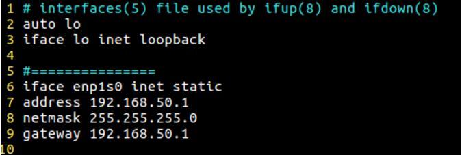 如何使用一根网线让两台ubuntu主机联网如何使用一根网线让两台ubuntu主机联网