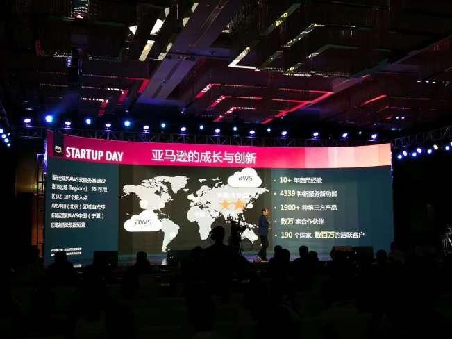 AWS在中国推出创业公司国际化项目AWS在中国推出创业公司国际化项目
