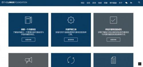 Linux基金会发布中文版企业开源指南Linux基金会发布中文版企业开源指南