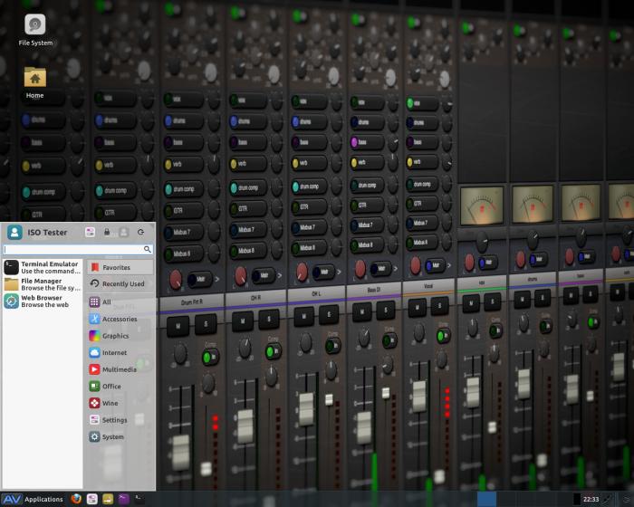 AV Linux发布新版本:优化音频和视频处理功能AV Linux发布新版本:优化音频和视频处理功能