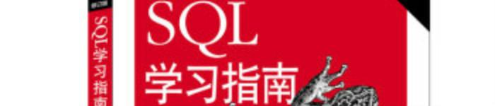 《sql学习指南》pdf电子书免费下载