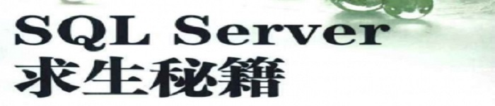 《SQL Server求生秘籍》pdf电子书免费下载