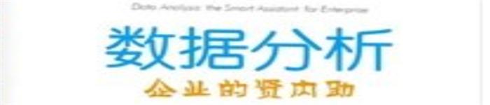 《数据分析:企业的贤内助》pdf电子书免费下载