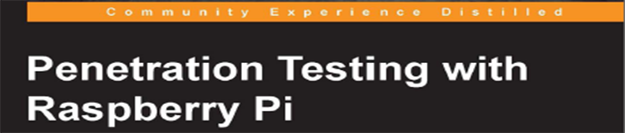 《Penetration Testing with Raspberry Pi 2015》pdf电子书免费下载