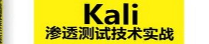《Kali渗透测试技术实战》pdf电子书免费下载
