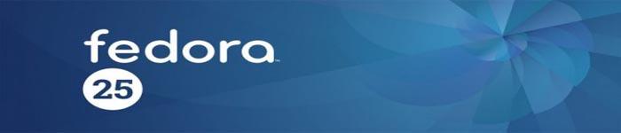 基于Linux的Fedora 25操作系统