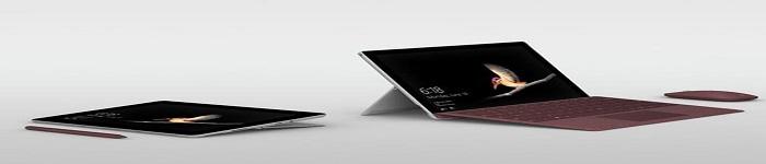 微软发布Surface Go平板电脑