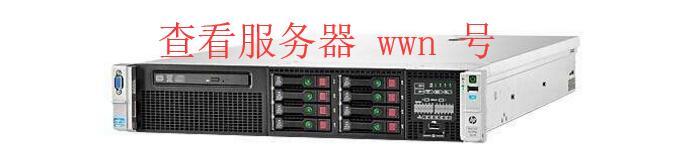 linux下如何查看服务器wwn号