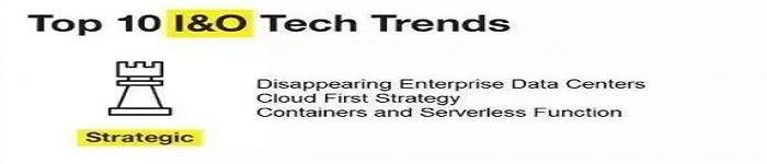 来势汹汹十大新科技,企业数据中心或将消失