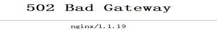 错误解决:Nginx php-fpm 502 bad gateways