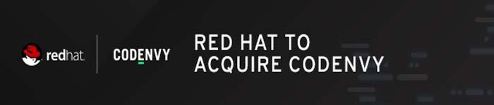 强化云端开发工具Codenvy将融入Red Hat