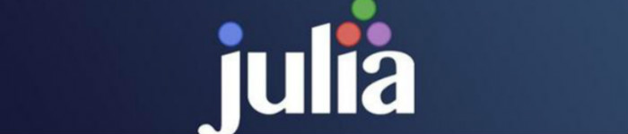 用于科学计算的Julia语言发布了1.0版本