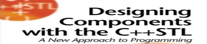 《Designing components with the C++ STL》pdf电子书免费下载