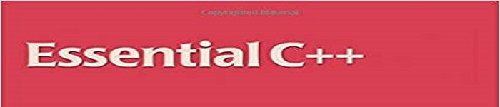《Essential C++》pdf电子书免费下载
