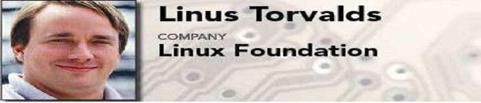 Linux之父Linus Torvalds宣布退休