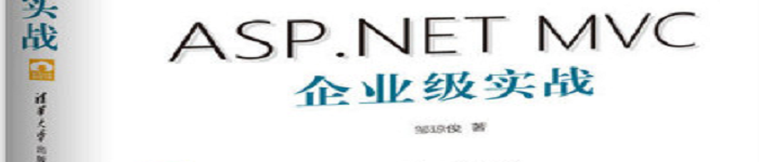 《ASP.NET MVC企业级实战》pdf电子书免费下载