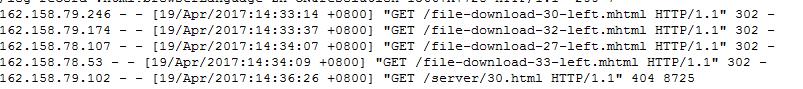 如何在Apache中用shell脚本提交网站404死链如何在Apache中用shell脚本提交网站404死链