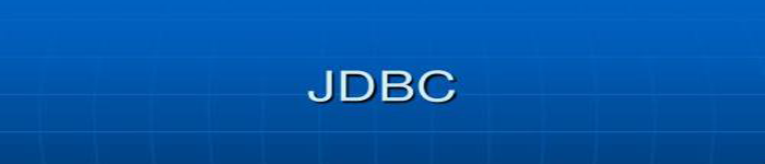 JDBC Connection与事务介绍(一)