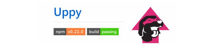 整洁、模块化的浏览器文件上传组件 Uppy