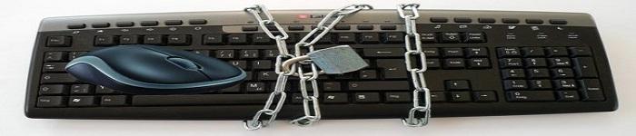 在Linux下锁住键盘和鼠标而不锁屏