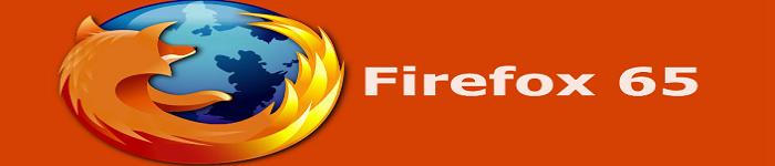 Firefox 65将获得更高级的隐私控制