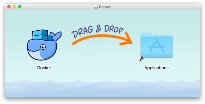MacOS Install DockerMacOS Install Docker